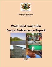 Water and Sanitation Annual Sector ...