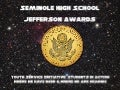 Seminole High School - 2010 Jefferson Awards Students In Action Presentation