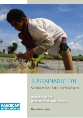 Sustainable 101 – Bridging the gap ...