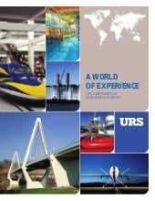 URS 2010 Annual Report