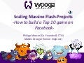 How to build a Top 10 game on Facebook