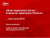 JBoss AS / EAP and Java EE6
