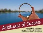2011.10.16 attitudes of success part 2