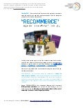 RECOMMERCE Trend Briefing - October 2011