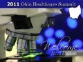 May 2011 Ohio Healthcare Summit Presentation