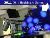 May 2011 Ohio Healthcare Summit Pre...