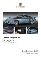 2011 Porsche 911 For Sale In Virgin...