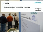 2011/05 - Meetup - Lean Development