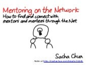 Mentoring on the Network