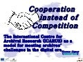 EBNA 2011 - Cooperation instead of Competition