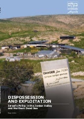 Dispossession and Exploitation: Isr...