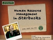 Human Resource Management in Starb...