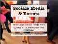 Social media & Events - Presentatie voor SMC013