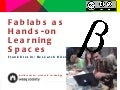 Fablabs in Higher Education