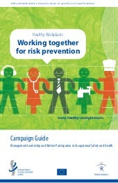 EU-OSHA Healthy Workplaces Campaign...