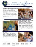 Navy Region Southwest Family Readiness Team snapshots from Fourth Quarter