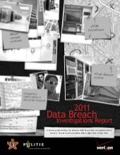 2011 Data Breach Investigations[1]