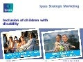 UNICEF Montenegro 2011 - Inclusion of children with disabilities