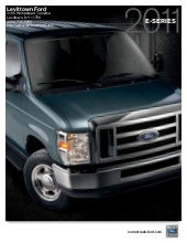 2011 Ford E-Series For Sale NY | Fo...