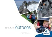 2011 Outdoor Catalog