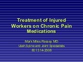 2011 passey treatment chronic pain