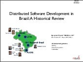 Distributed Software Development in...