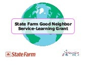 2011 YSA State Farm Good Neighbor G...