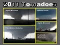 2011 - Deadly Tornadoes