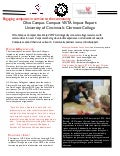 2011 University of Cincinnati Clermont Ohio Campus Compact VISTA Report