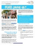 February 2012: POINT-KNOW-BUY