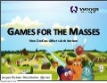 Games for the Masses (QCon London 2012)