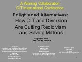 Enlightened Alternatives: How CIT a...
