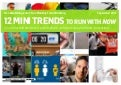 trendwatching.com's MINI TRENDS