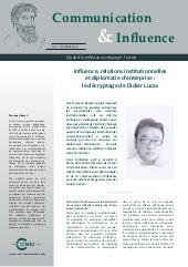 Communication & influence n°37 (10/...