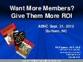 2012 aenc-want more members-share