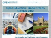 Anka Mulder: Global Trends in Open ...