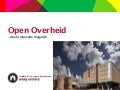 Open Overheid, Open Data, Open Design