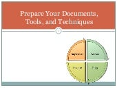 4. Prepare Your Documents, Tools, a...