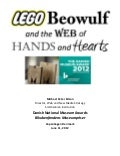 Lego Beowulf and the Web of Hands and Hearts, for the Danish national museum awards (text version) :: Michael Edson