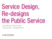 201207 service design re-designs th...