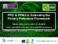 PPO & PPM 2.0: Extending the Privacy Preference Framework