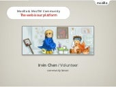 Mozilla & MozTW community - The web...