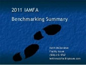 2011 Benchmarking Presentation Summary