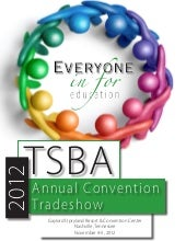 TSBA 2012 Annual Convention Tradesh...
