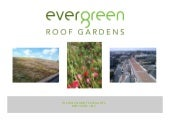 Evergreen Roof Gardens 2012