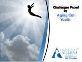 Challenges Faced By Youth Aging Out...