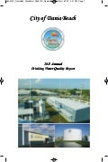 2012 drinking water report