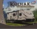 2012 Dutchmen Kodiak Ultralite Travel Trailer