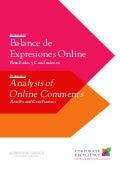 Estudio Balance de Expresiones Online (BEO) / BEO, Analysis of Online Comments