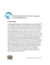 United States--2012 FDA Presidentia...